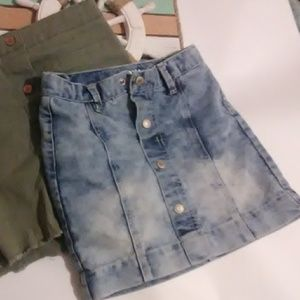 Two skirts  $ Sonoma Girl Skorts